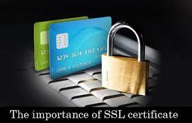How does a business benefit from an SSL cert?