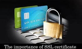 How does a business benefit from an SSL cert?